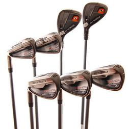 New Cobra King F6 Combo Iron Set #3/4H-#4/5H,6-PW Matrix R-F