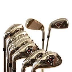 Senior Made Golf Clubs Graphite Mens Right Hand Iron Hybrid