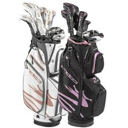 New Lady Cobra Golf F-Max Airspeed 13 Piece Complete Set 202