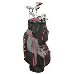 NEW Lady Cobra Golf XL Speed 13 Piece Complete Set w/ Bag, I