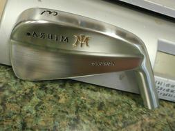 New Left Hand Miura Golf Tournament Blade 3, 4, 5 or 7 iron