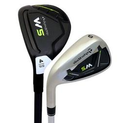 NEW TaylorMade M2 Combo Hybrid Irons 2019 - Choose Set, Shaf