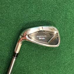 NEW TaylorMade M4 #4 Single Iron/Steel KBS Max 85 Regular Fl