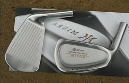 NEW Miura Golf MC-101 Forged Cavity Back 3 or 4 Iron HEAD on