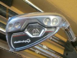 New MLH Taylormade MCGB Iron set 4-PW NS Pro 840 Stiff Flex