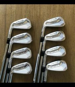 New TaylorMade P750 Tour Proto Iron Set 3-PW Dynamic Gold S3