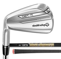 NEW TaylorMade P790 Irons / Dynamic Gold 105 S300 Shaft w/ G