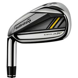 NEW TaylorMade Rocketbladez HP #4 & #5 Irons / Steel REAX HL