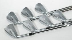 New - HONMA Rose Proto T/WORLD MB FORGED IRONS 4-10 Steel Mo