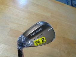 New CLEVELAND RTX-3 Tour Raw 60* Wedge IRONS IRON RTX 3 Stee