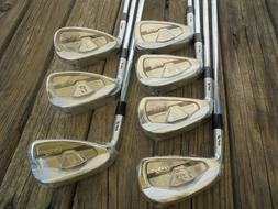 New Bridgestone Tour B Forged JGR HF2 Iron Set Golf Club 5-P