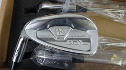 New Bridgestone Tour B JGR HF2 Irons 5-AW TT XP 95 Steel Sha