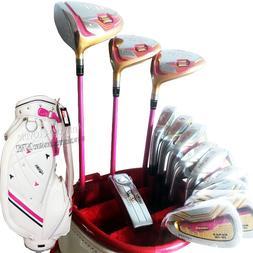 New womens 4Star <font><b>Golf</b></font> <font><b>Clubs</b>