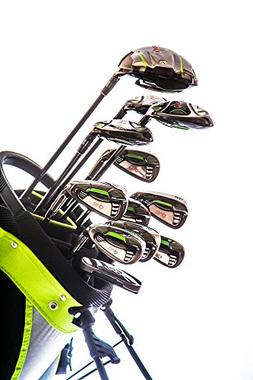 Droc - Nikki Signature Series Right Hand 13 Pcs Men Golf Clu
