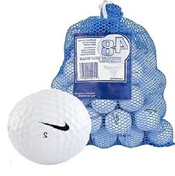 NIKE One 48 AAA+ Ball Bag with Mix White Recycled Golf Balls