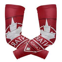 Franzibla Ontario Province Canada Maple Leaf Flag Sports Sle