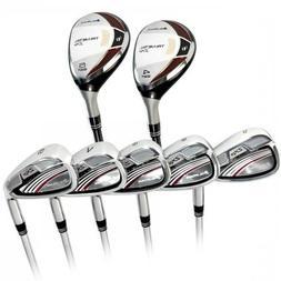 Orlimar Golf ZXP Tri-Metal Pro Senior Edition Irons set: Sen