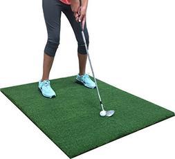 Premium Par 3'X4' Golf Hitting Mat