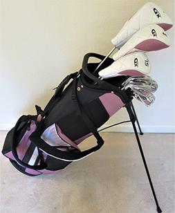Tall Ladies Complete Golf Set - Made for Women 5ft-7in to 6f