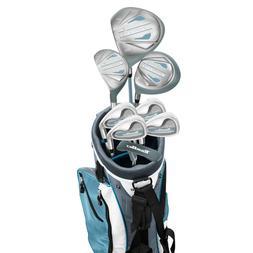Petite Ladies TOURBILT Complete Golf Club Set wBag+460 Drive