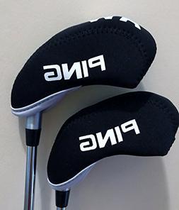 Ping Golf - 10 Piece Set Iron Head Covers - Rh