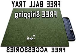Golf Mat 3' x 4' Dura-Pro Plus Residential Golf Hitting Mat