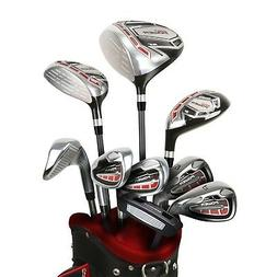 "PowerBilt Pro Power Package +1"" Golf Set, Right Hand"