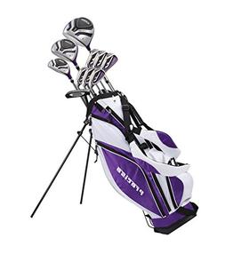 Precise Premium Ladies Womens Complete Golf Clubs Set Includ