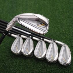 TaylorMade RBladez Black RBZ Iron Set 5-PW Graphite Regular