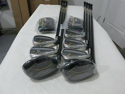 TaylorMade RBZ Black Combo Irons 4H, 5H, 6-PW Iron Set Regul