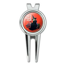 Read Banned Books Witch and Monkey Golf Divot Repair Tool an