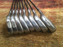 RH Cobra Gravity Back Iron Set  Golf Clubs Optimum Inertia G