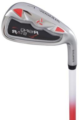 Paragon Rising Star Kids Junior #7 Iron Ages 3-5 Red / Right