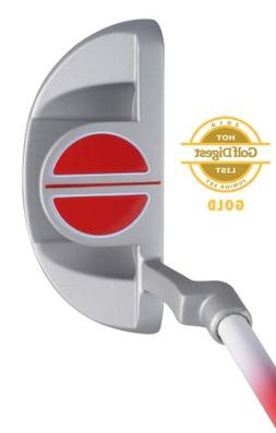 Paragon Rising Star Kids Junior Putter Ages 3-5 Red/Right-Ha