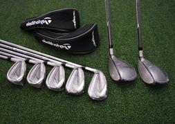 TaylorMade RocketBladez 2.0 Hybrids/Irons 4H/5H 6-PW Combo S