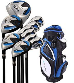 RTP7 Complete Mens Golf Set - Right-handed with Cart Bag