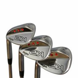 Majek Golf Petite  Women's Wedge Set 52° GW, 56° SW, 60°