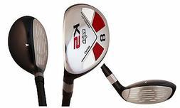 Senior Men's Majek Golf All Hybrid Partial Set  Senior Fle