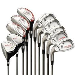 Men's Delta SL500 Right-Handed 10-Piece Golf Set
