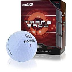 Wilson Smart-Core Straight Distance Double Dozen Golf Balls