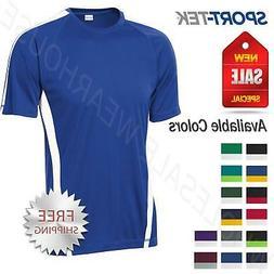 Sport-Tek Men's  Colorblock Dry Fit Competitor Moisture Wick