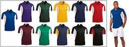 Sport-Wick Golf Mens XS-6XL or TALL Snag Moist Resist dri fi