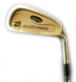 Square Two Power Circle XL 6 iron Golf club, Regular Steel F