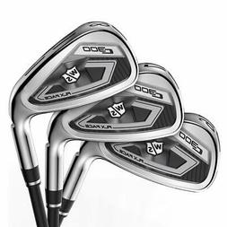 staff golf c300 iron set steel 8