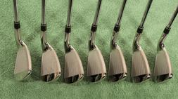 Wilson Staff D350 Iron Set 5-PW, GW, MRH, Steel, Stiff