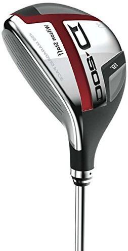 Wilson Staff Men's Stiff D200 Golf Hybrid, Right Hand, 19-De