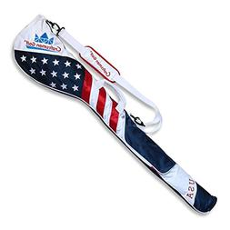 Craftsman Golf Stars and Stripes American USA US Flag Club C