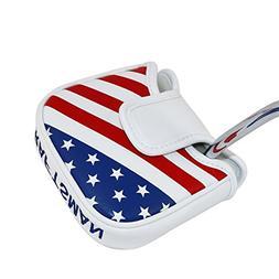 Craftsman Golf Stars and Stripes USA America Square Heel Sha