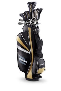 Callaway Men's Strata Plus Complete Golf Club Set with Bag ,