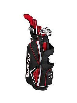 Strata Plus 16-Piece Men's Golf Club Set